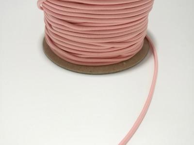 Rundgummi aus Kunstseide Meter ROSA mm