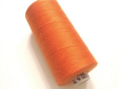 Nähgarn Orange- Meter Rollen Universalgarn 120er