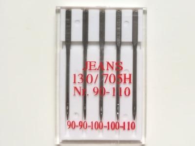 Nähmaschinen Nadeln Set Jeans Stück System