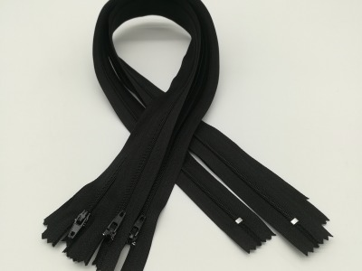 cm schwarze Reißverschlüsse Reißverschlüße im Setsonderpreis