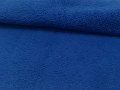 Polarfleece Royalblau antipilling 05 m