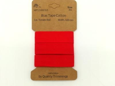 3m Schrägband in Rot