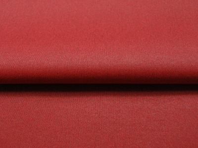 Beschichtete Baumwolle Meliert Rot 50x70 cm