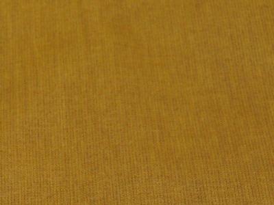 Beschichtete Baumwolle Uni Senf 50x76 cm