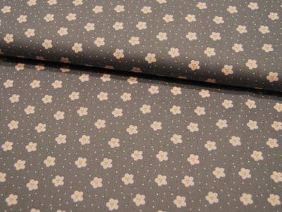 Jersey Kleine Traktoren auf Grau Meter