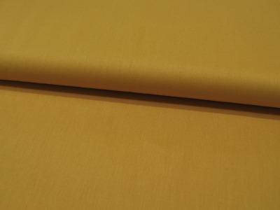 Baumwolle Uni - Ocker 05