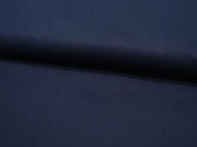 Baumwolle Uni - Nachtblau 05