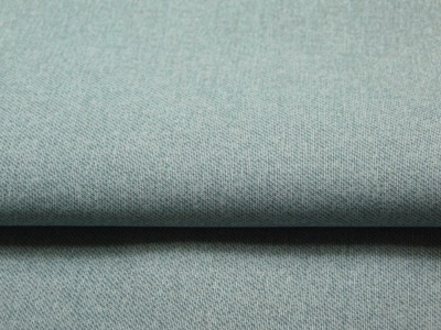 Beschichtete Baumwolle - Meliert Türkis 50x70 cm