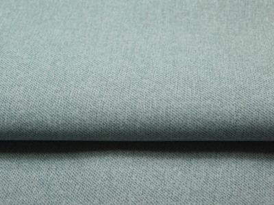 Beschichtete Baumwolle Meliert Türkis 50x70 cm