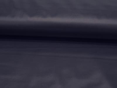 Elastisches leichtes Kunstleder in Dunkelblau Meter