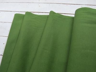 Leichtes Bündchen - Moosgrün - 50 cm im Schlauch - Elastisches, leichtes Bündchen