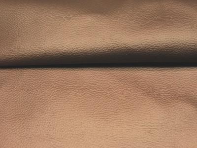 Kunstleder in Ocker Metallic - 0,5 Meter - ...und kein Tier musste für dieses Leder sterben