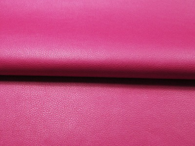 Kunstleder in Pink Metallic - 0,5 Meter - ...und kein Tier musste für dieses Leder sterben