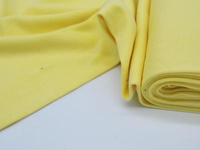 Leichtes Bündchen Zitronengelb cm im Schlauch
