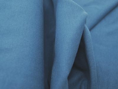 BIO Bündchen Jeansblau Blau cm im
