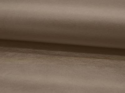 Weiches Kunstleder in Braun Metallic Meter