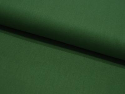 Baumwolle Uni - Waldgrün 05