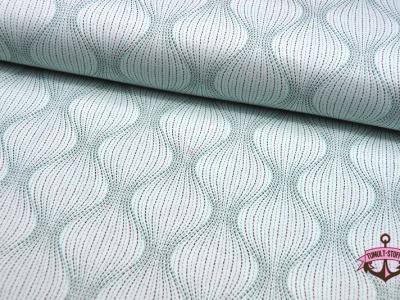 Studio Stash - graphisches Muster Baumwolle - 0,5m