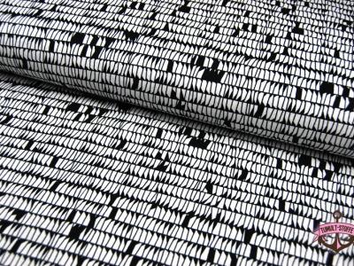 Carkai - Graphisches Muster Baumwolle - 0,5m