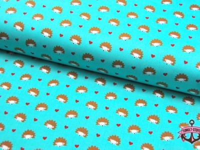 Hedgehog Heaven - Baumwolle mit Igel 0,5m