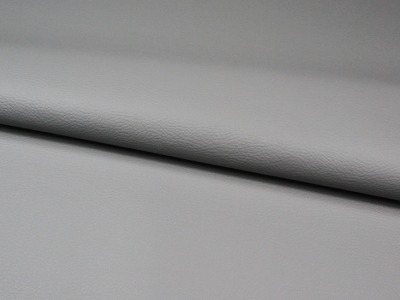Kunstleder in Grau 0 5m - ...und kein Tier musste fuer dieses Leder sterben