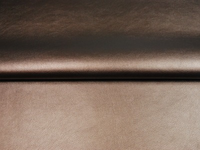 Kunstleder in Antik Gold Metallic - 0 5 Meter - ...und kein Tier musste fuer dieses Leder sterben