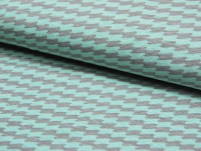 JERSEY - Wellenmuster - Ilja Fabrics