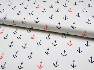 Jersey - BIO - Birch - Anchors Aweigh - 0.5m