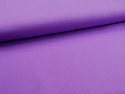 Fliederfarbene Baumwolle Uni 0,5 Meter