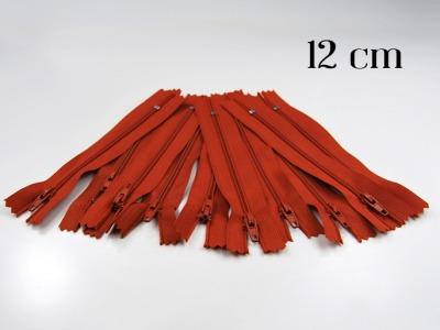 10 x 12cm fuchsfarbene Reißverschlüsse - 10 Reißverschlüße im Setsonderpreis