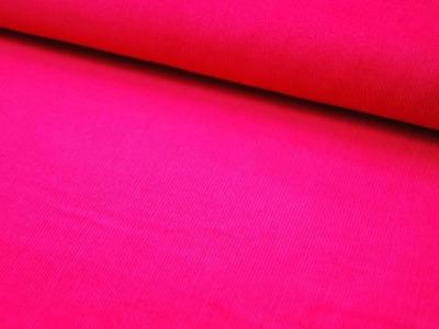 Pinker Feincord 0 5 Meter