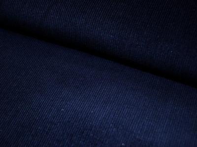 Nachtblauer Feincord 0,5m