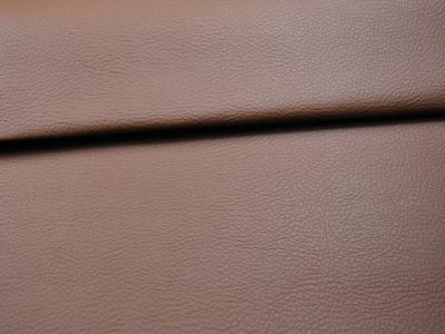 0,5m Kunstleder in Nussbraun - ...und kein Tier musste für dieses Leder sterben