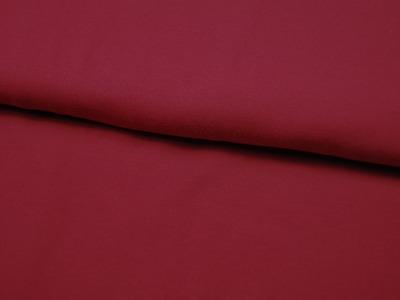 JERSEY - UNI: Dunkelrot - 0,5 Meter