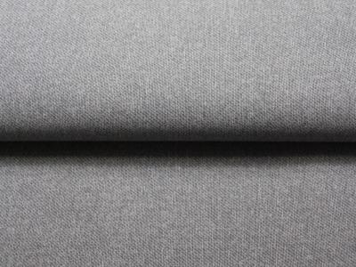 Beschichtete Baumwolle Meliert GRAU 50x70 cm