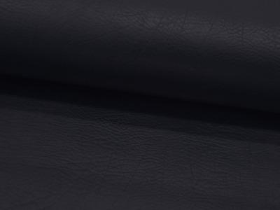 Kunstleder Vintage Leather in Nachtblau Meter