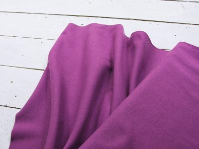Leichtes Bündchen - Lila- 50 cm im Schlauch - Elastisches, leichtes Bündchen