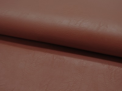 Kunstleder Vintage Leather in Cognac Meter