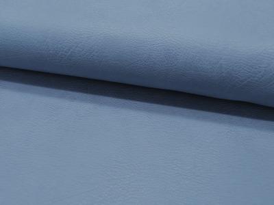 Kunstleder Vintage Leather in Dusty Blue