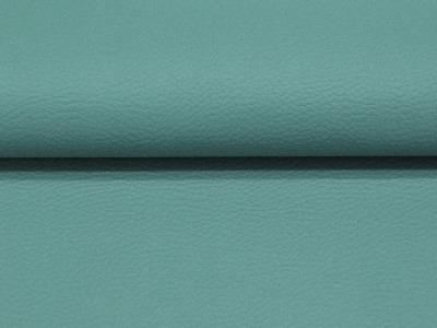Kunstleder in Smaragd Meter und kein