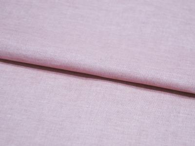 Beschichtete Baumwolle - Rosa Uni -