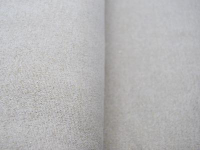 Baumwolle DOTS Mint/Apricot auf Nachtblau- Meter