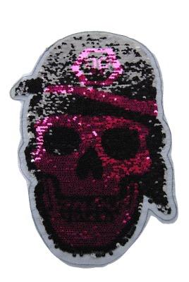 10 VE Sculls schwarz/silber und schwarz/pink