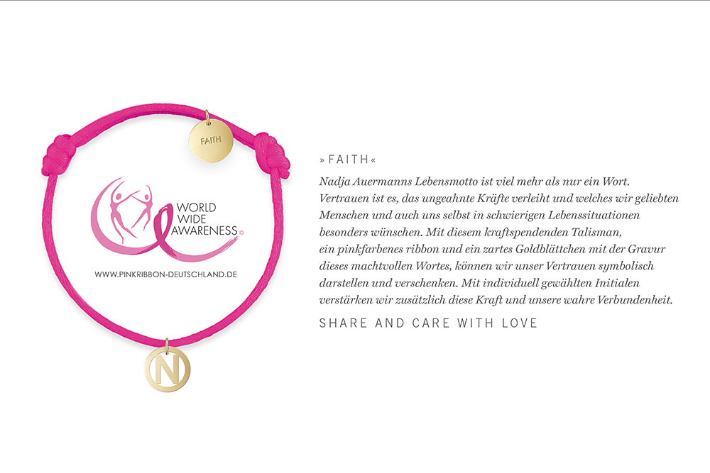 Charity Edition FAITH by Nadja Auermann - Classic - 4