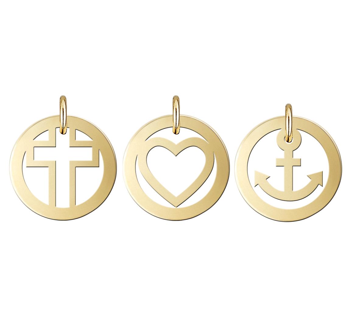 Symbol Initials - 5