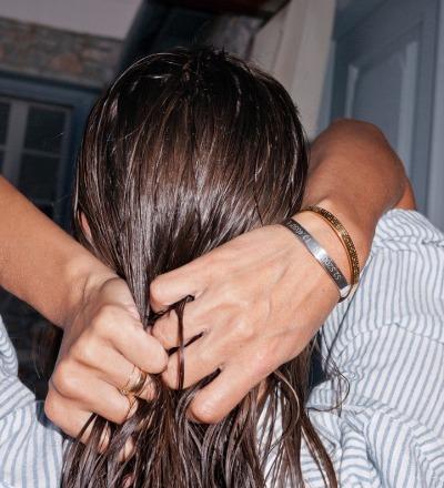 Secrets - Armspange Frauen Silber