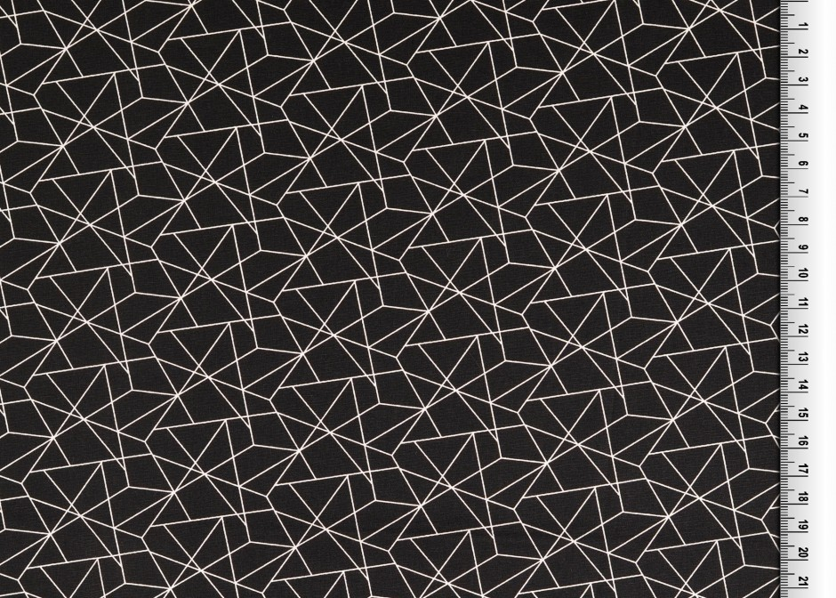 Vector Geometrische Linien Muster Streifen