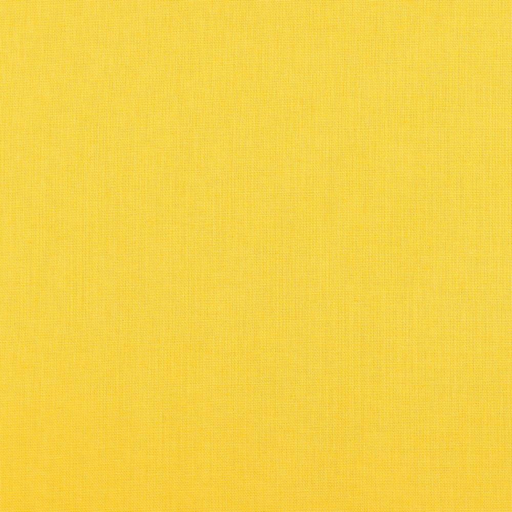 05m Canvas Uni gelb