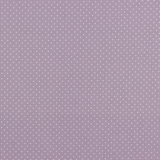 05m BW flieder Minipunkte Petit Dots