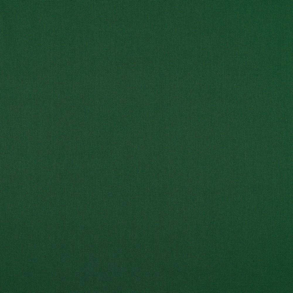 05m Baumwolle Uni dunkelgrün